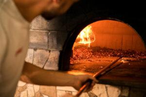 pizzeria trofarello forno a legna