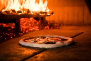 pizza forno a legna trofarello