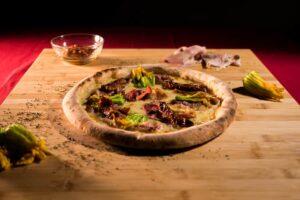 fiori di zucca pizza e arte trofarello