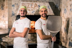 mariano e daniele pizzeria a trofarello
