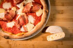 speck e toma pizza trofarello