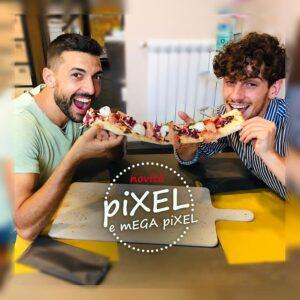 pizza pixel trofarello daniele e willy